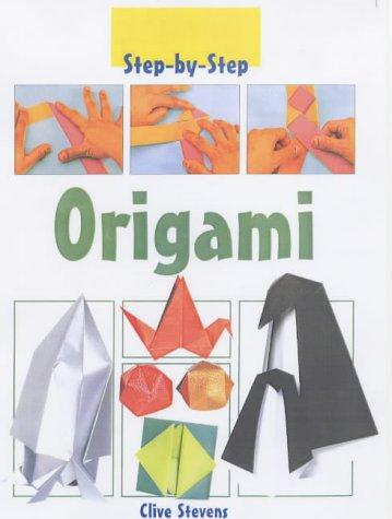 9780431111834: Step-by-Step Origami Hardback