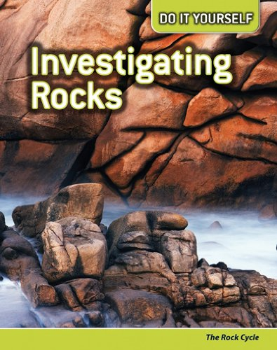 9780431113159: Investigating Rocks: Rock Cycle (Do It Yourself)