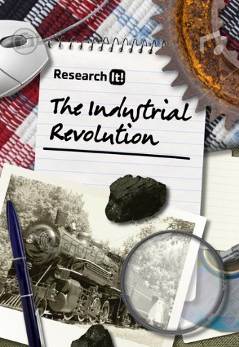 9780431116167: The Industrial Revolution (Research It!)