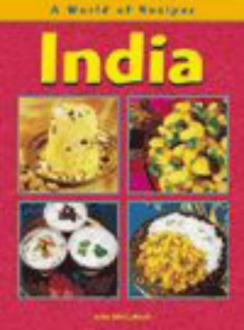 9780431117102: India (A World of Recipes)