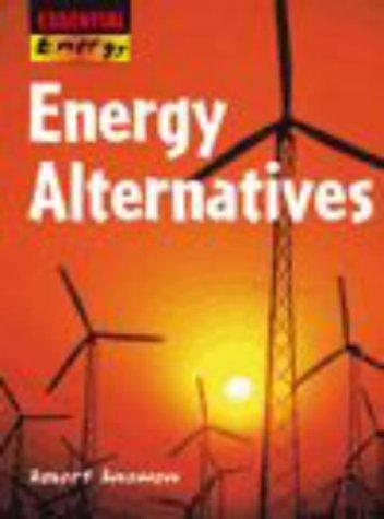 9780431117621: Essential Energy: Energy Alternatives Cased