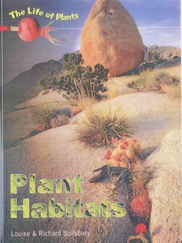 9780431118840: Life of Plants Plant Habitats Hardback