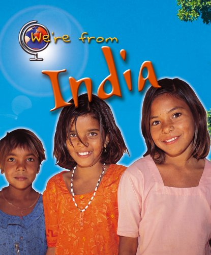 9780431119335: We're From India Hardback (Young Explorer: We're from)