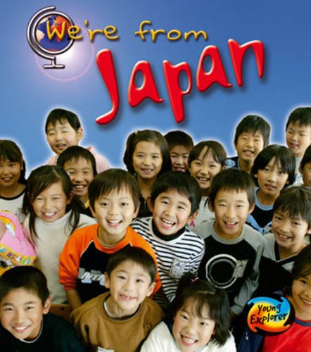 9780431119434: Japan (We're From)