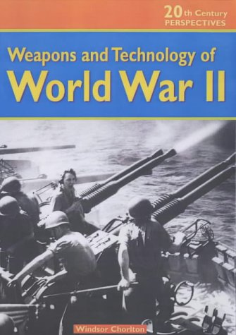9780431119960: 20th Century Perspectives: Weapons of World War 2 Cased