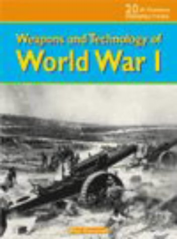 9780431120003: 20th Century Perspectives: Weapons of World War 1 Paperback