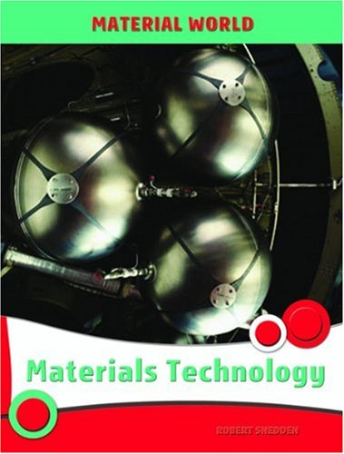 9780431121512: Materials Technology (Material World) (Material World)