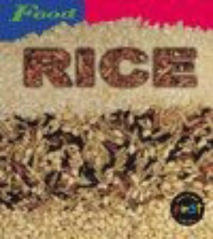 9780431127156: HFL Food: Rice Paperback (First Library: Food)
