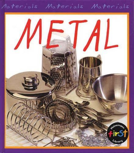 Take Off: Materials Metal Hardback: Chris Oxlade