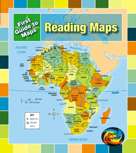 9780431127828: Reading Maps (Young Explorer: First Guide to Maps)
