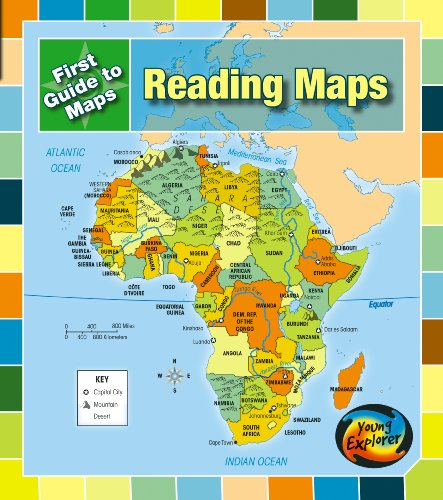 9780431127873: Reading Maps (First Guide to Maps)