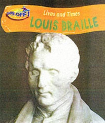9780431134581: Take Off:Lives & Times Louis Braille Hardback