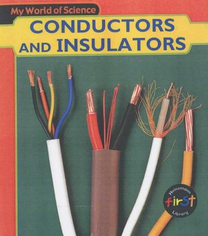 9780431137322: My World of Science: Conductors Insulators Paperback