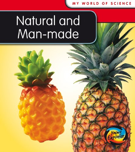 9780431137834: Natural and Man-made (Young Explorer: My World Of Science)