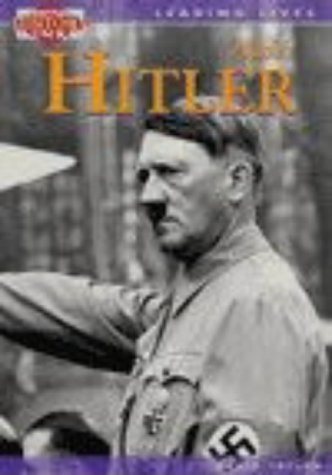 Leading Lives: Adolf Hitler Paperback: Taylor, David