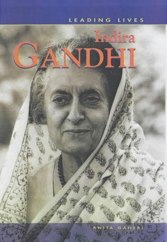 9780431138817: Leading Lives Indira Gandhi Hardback