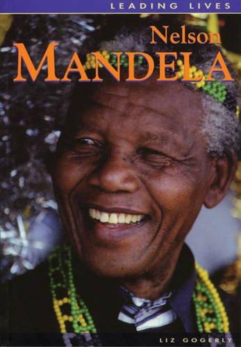 9780431138831: Leading Lives Nelson Mandela Hardback