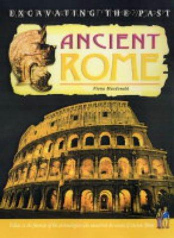 9780431142395: Excavating The Past: Ancient Rome Hardback