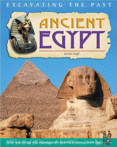 9780431142449: Ancient Egypt (Excavating the Past)