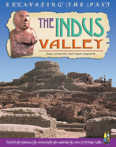 9780431142494: The Indus Valley (Excavating the Past) (Excavating the Past)