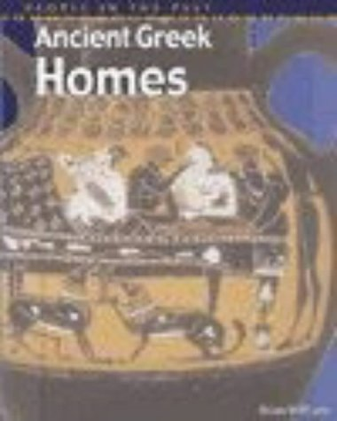 9780431145464: Ancient Greek Homes (People in the Past)