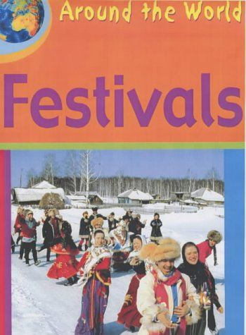 9780431151359: Around the World Festivals paperback