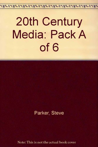 9780431152769: 20th Century Media: Pack A of 6