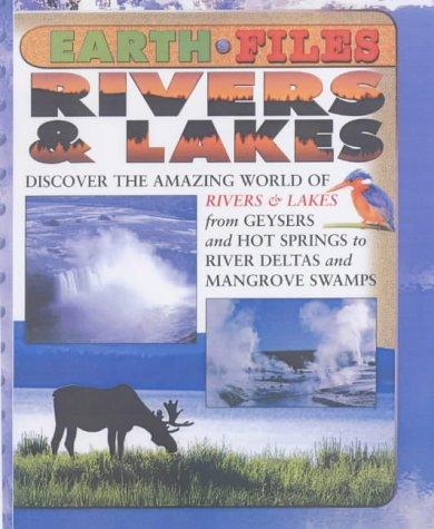 9780431156224: Earth Files Rivers Hardback