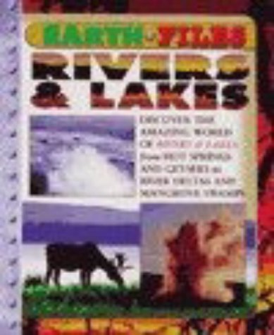 9780431156293: Earth Files Rivers and Lakes Paperback