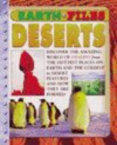 9780431156316: Earth Files Deserts Paperback