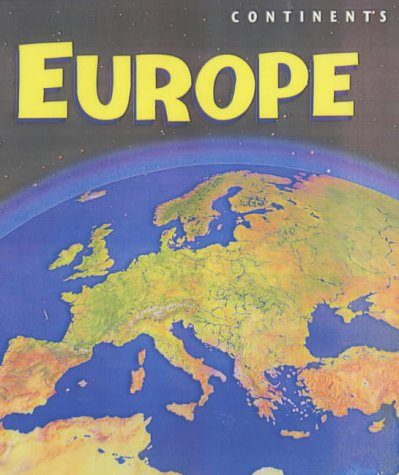 9780431157986: Continents Europe Paperback