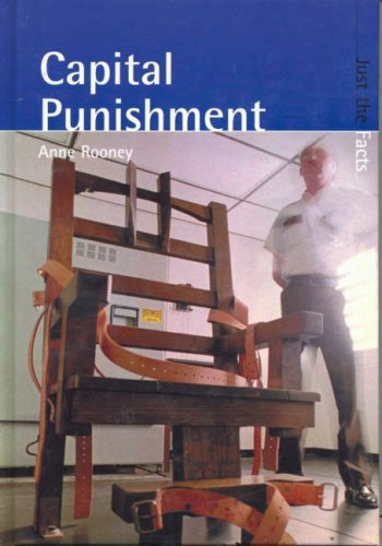 9780431161761: Capital Punishment (Just the Facts)