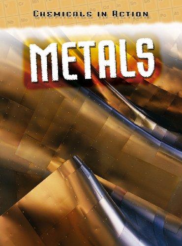 9780431162294: Metals (Chemicals in Action)