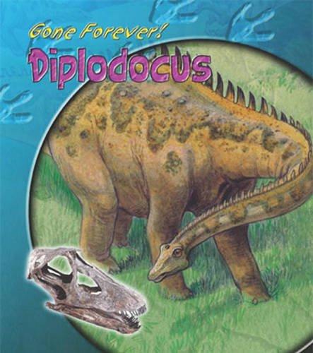 9780431166117: Gone Forever Diplodocus Paperback