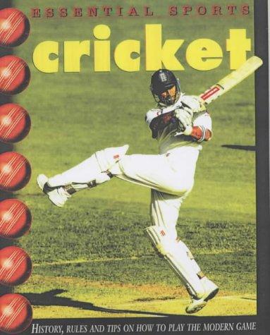 9780431173726: Essential Sports: Cricket Hardback