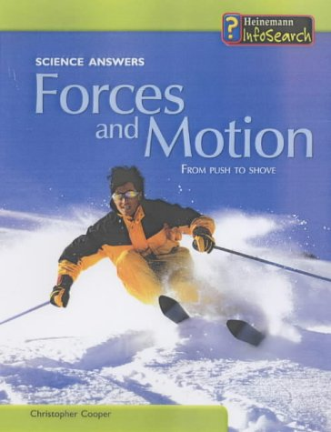 9780431175041: Science Answers: Force and Motion Paperback