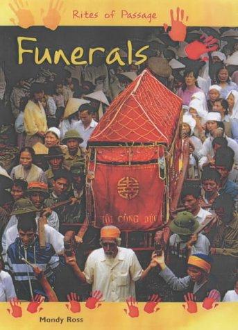9780431177120: Funerals (Rites of Passage)