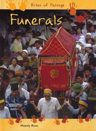 9780431177199: Funerals (Rites of Passage)