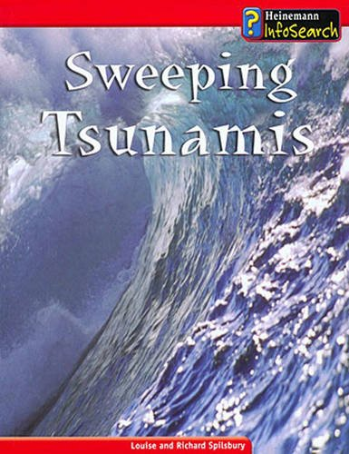 9780431178325: Sweeping Tsunamis (InfoSearch: Awesome Forces of Nature)