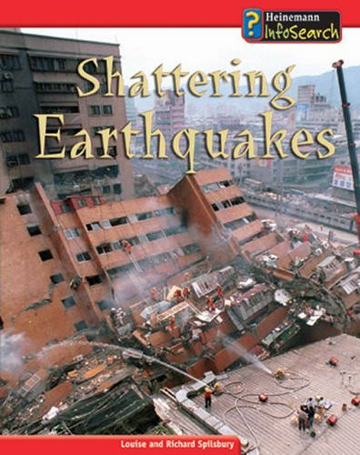 9780431178646: Shattering Earthquakes (Awesome Forces of Nature)