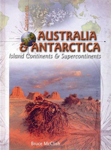 9780431181646: All About Continents: Australia and Antarctica Paperback