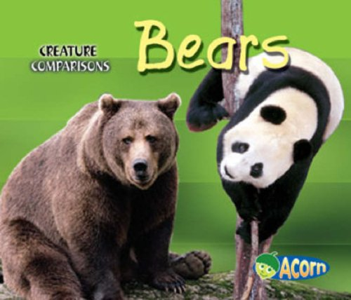 9780431182261: Bears (Acorn: Creature Comparisons) (Acorn: Creature Comparisons)
