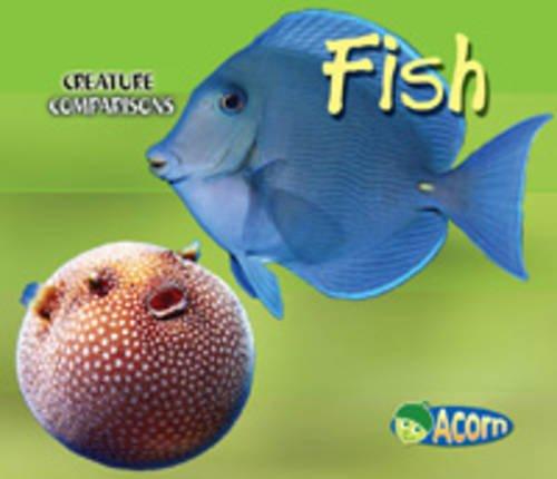 9780431183473: Fish (Creature Comparisons)