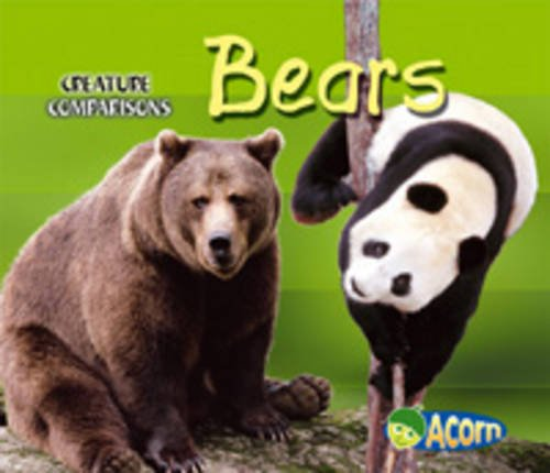 9780431183497: Bears (Creature Comparisons) (Creature Comparisons)