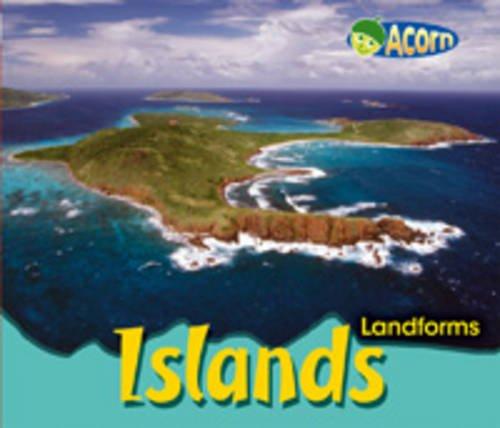 9780431183565: Islands (Landforms) (Landforms)