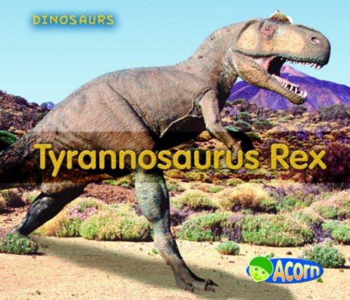 9780431184463: Tyrannosaurus Rex (Dinosaurs)
