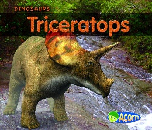 9780431184548: Triceratops (Acorn: Dinosaurs)