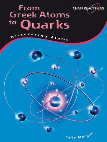 9780431186573: Discovering Atoms: Gas Clouds to Particle Accelerators (Chain Reactions): Gas Clouds to Particle Accelerators (Chain Reactions)