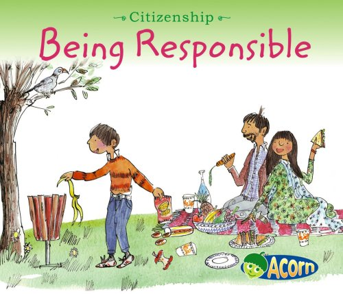 9780431186764: Being Responsible (Citizenship) (Citizenship)