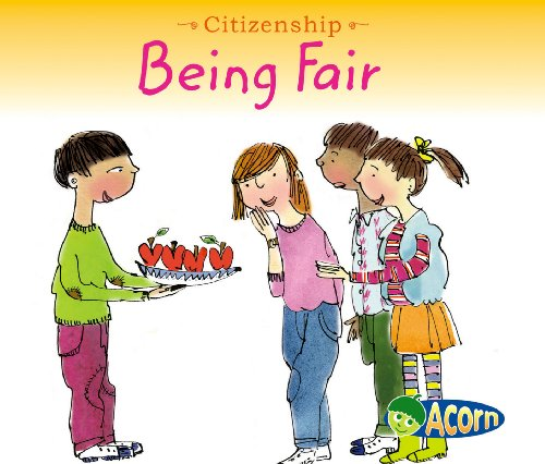 9780431186825: Being Fair (Citizenship)